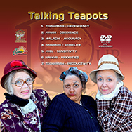 Talking Teapots